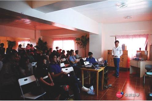 《MONOL 語言學校》 商業英語簡報課程