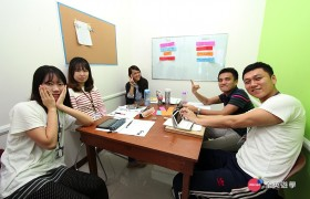 《PINES 語言學校》Cooyeesan小班團體課_Advanced 部門