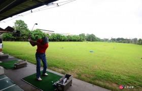 EG 高爾夫練習場,走路兩分鐘就到了噢!