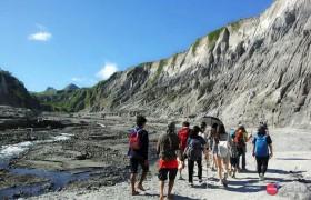 Pinatubo 活火山健行!