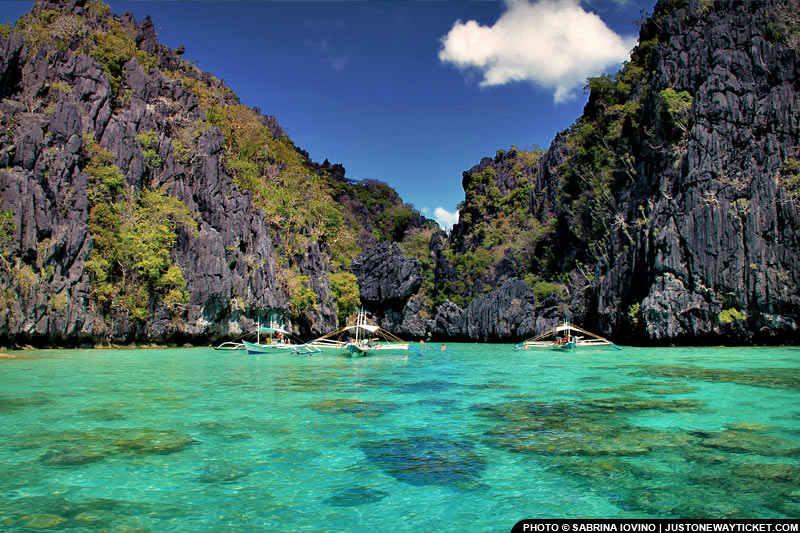 來巴拉望一定要參加跳島 The beauty of Palawan will leave you speechless