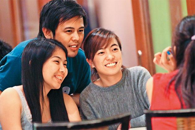 菲律賓語言學校,日本韓國都來菲律賓學英文
