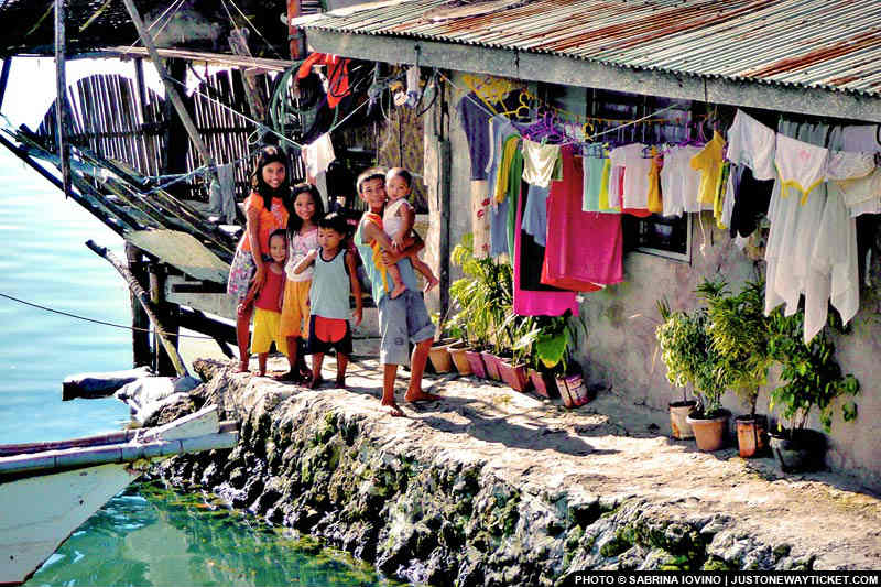 菲律賓人天生熱情、友善  The people of the Philippines
