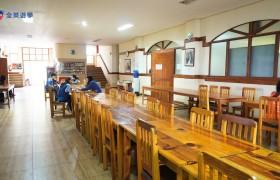TALK Yangco 學生餐廳