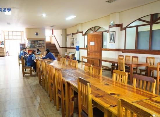 TALK Yangco 學生餐廳 & 福利社