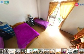 TALK Yangco 三人房 (床鋪、桌椅、衣櫥)