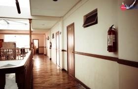 TALK Yangco 宿舍走廊