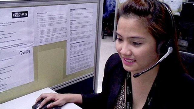 BBC 菲律賓 Call Center