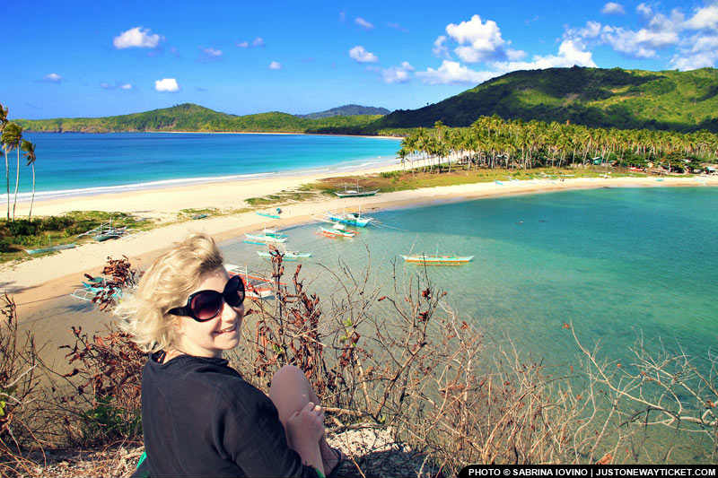 Traveler and blogger Sabrina Iovino