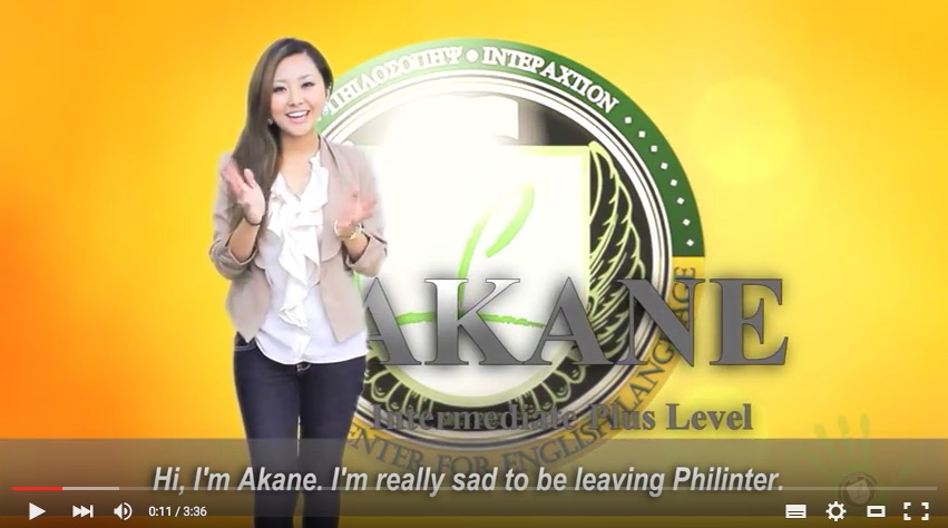 《Philinter 宿霧語言學校》日本學生菲律賓遊學心得