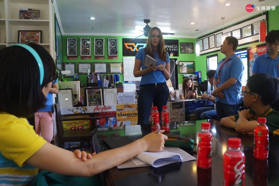 小胖菲律賓遊學日記_CIP 學生經理說明校規