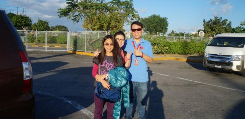 《小胖菲律賓遊學日記 Day1 – 接機》CIP 為每位新生準備百寶袋:餅乾果汁、蛋糕、泡麵、衛生紙,你說貼不貼心!