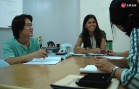 07. EV 語言學校 菲律賓老師團體課