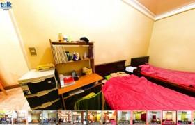 TALK E&E 多益校區 雙人房 (床鋪、桌椅、衣櫥、獨立衛浴)