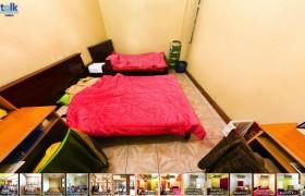 《TALK 語言學校》TALK E&E多益校區 雙人房 (床鋪、桌椅、衣櫥)