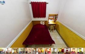 《TALK 語言學校》TALK E&E 多益校區 單人房 (床鋪、桌椅、衣櫥)