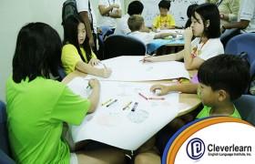CELI 兒童班繪畫比賽
