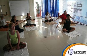 CELI 瑜伽課-1