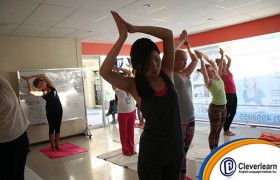 CELI 瑜伽課-2