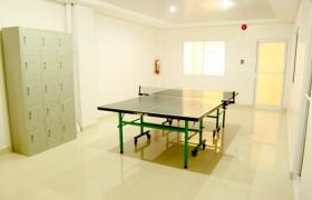 CIJ 乒乓球室