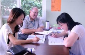 CIJ 語言學校外師團體課程