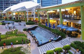 CIJ 生活環境 Ayala Mall 2