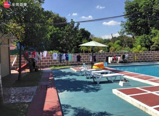 《小胖菲律賓遊學日記 Day5 – 免費洗衣》CIP語言學校幫你煮三餐、洗衣服、打掃房間!到菲律賓學英文,找不到藉口不用功!