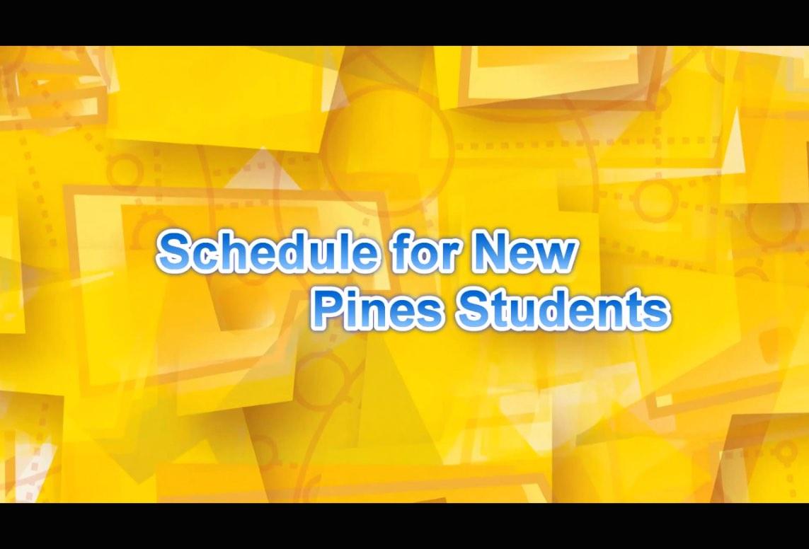 《PINES 語言學校》第一天新生報到流程影片 (碧瑤最大語言學校)