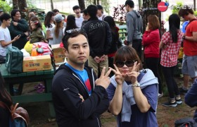 A&J e-Edu 語言學校 BBQ (碧瑤 Camp John Hay)