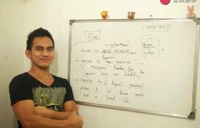 A&J e-Edu 語言學校老師 Kiff 一對一課程