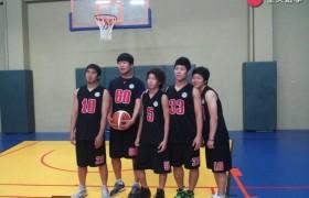 A&J e-Edu 語言學校課外活動,打籃球去