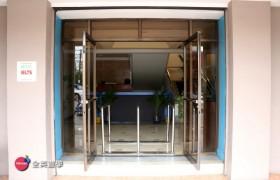 3D語言學校_一樓大門