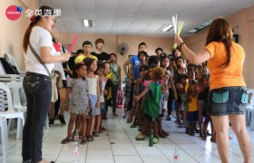 3D語言學校_孤兒院志工活動10