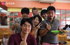 3D語言學校_學生餐廳1