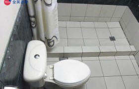 3D語言學校_宿舍浴室