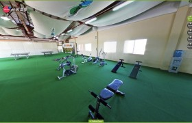 SME語言學校健身房-5