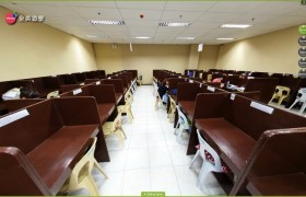 SME語言學校自修室&電視交誼廳-2