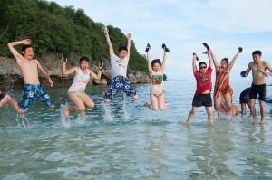 菲律賓觀光資源豐富,旅遊便宜_菲律賓遊學_學英文十大優勢 (薄荷島Sumilon island)-s