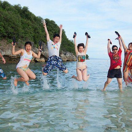 菲律賓觀光資源豐富,旅遊便宜_菲律賓遊學_學英文十大優勢 (薄荷島Sumilon island)