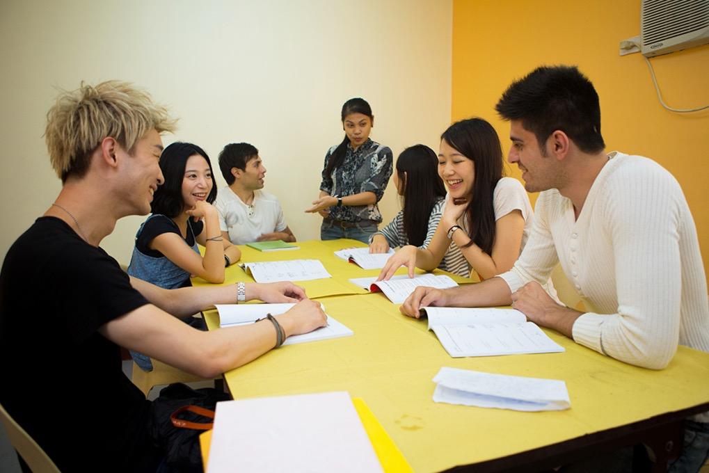 菲律賓語言學校國籍多元_SMEAG_雅思多益權威推薦學校