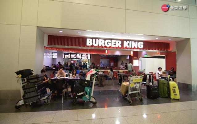 馬尼拉機場第三航廈_漢堡王 Burger King
