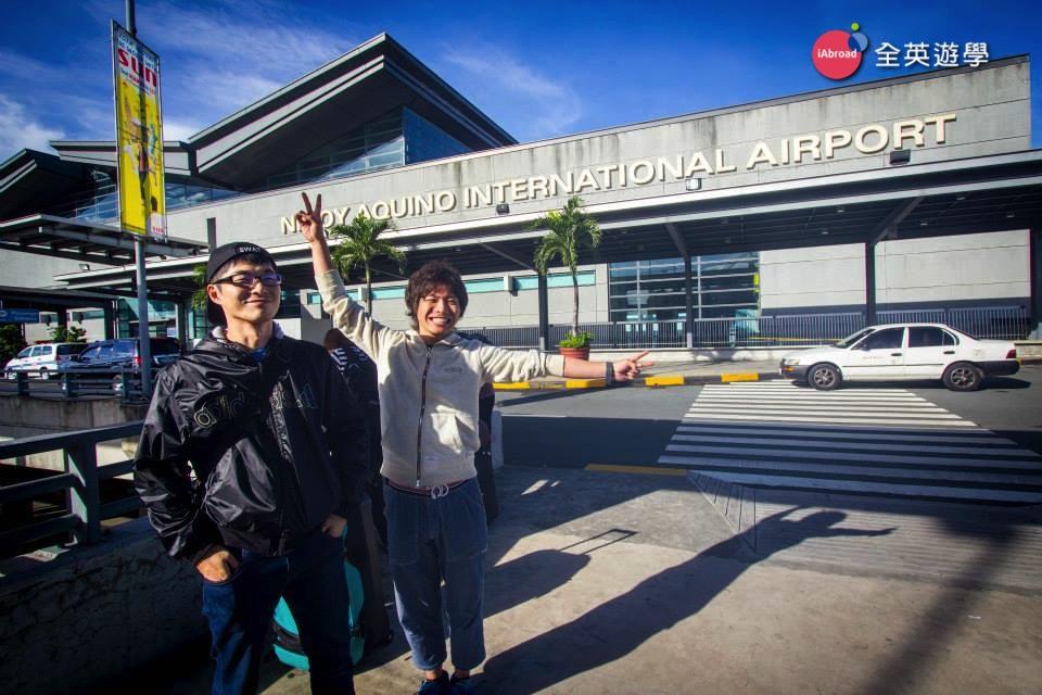 Manila airport 馬尼拉國際機場第一航廈