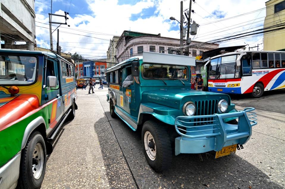 菲律賓當地公車_吉普尼 Jeepney