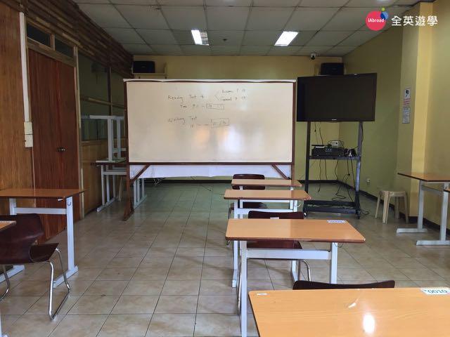 HELP 碧瑤斯巴達語言學校,是多益與托福官方考場-3