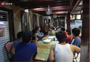 CIP 克拉克語言學校週五聚餐,外師美式自由學習風格_全英菲律賓遊學心得分享