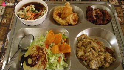 CIP 克拉克語言學校餐廳菜色,外師美式自由學習風格_全英菲律賓遊學心得分享