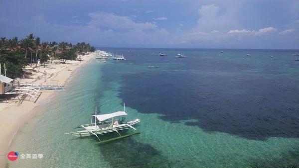 菲律賓遊學日記,我在碧瑤Monol 語言學校念斯巴達,沒想到在碧瑤遊學也可以跳島,就在Hundred island,碧瑤景點推薦~全英遊學-2