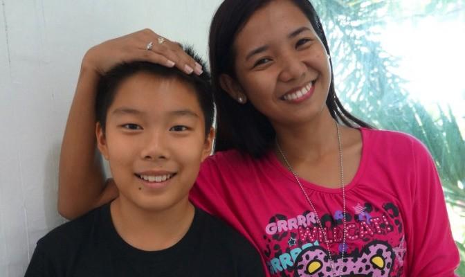 菲律賓遊學一對一上課效果好嗎?小朋友真實經驗分享~全英環境,客製化英文課,真正讓你開口說英文