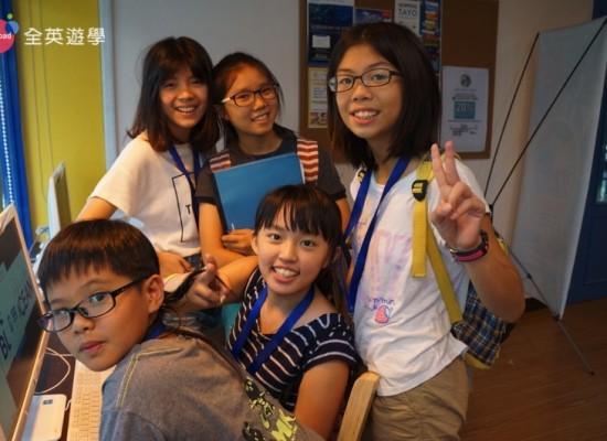 全英菲律賓遊學團 (學校生活)