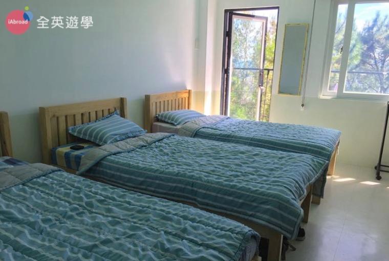 BECI 碧瑤學校 學生宿舍-三人房